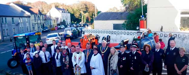 Community Lifeboat Blessing Photo