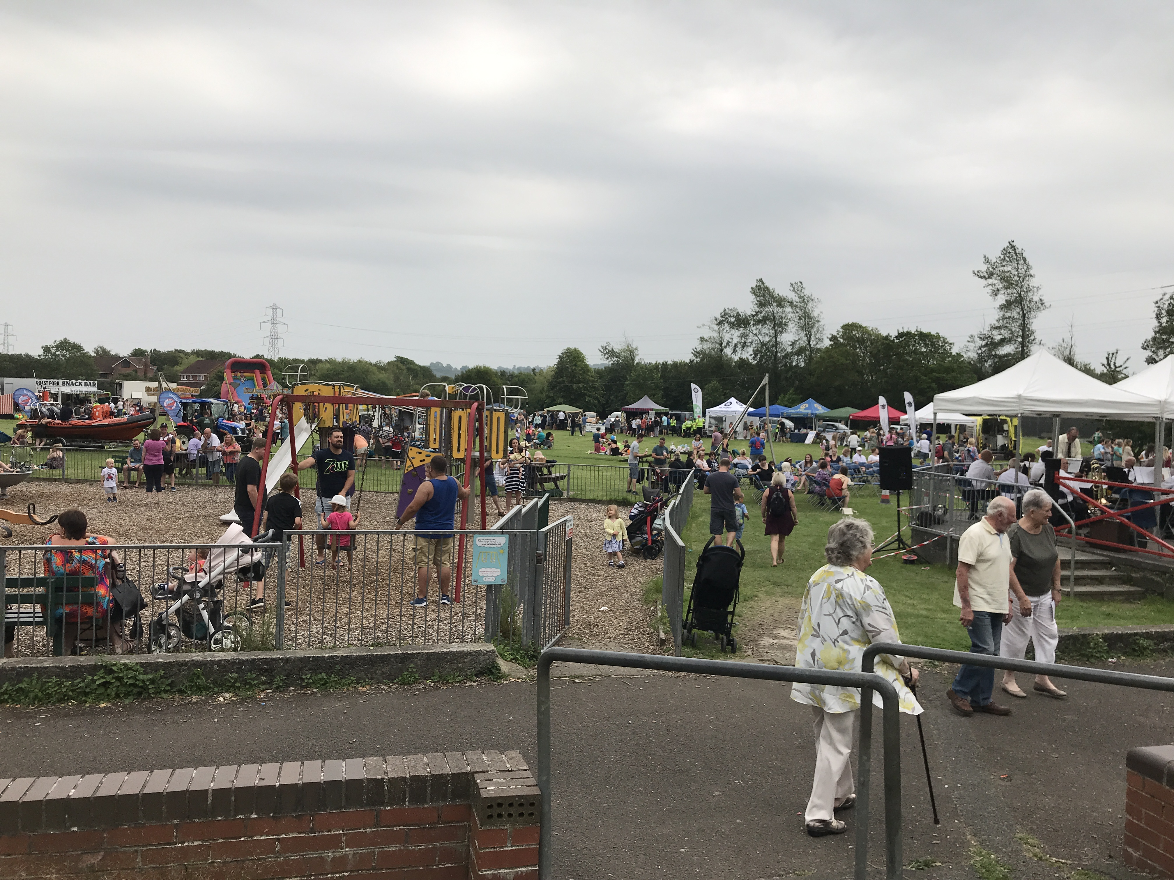 Lions Fun Day Parc William July 2019