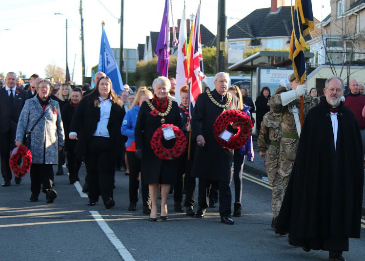 Remembrance Parade 01
