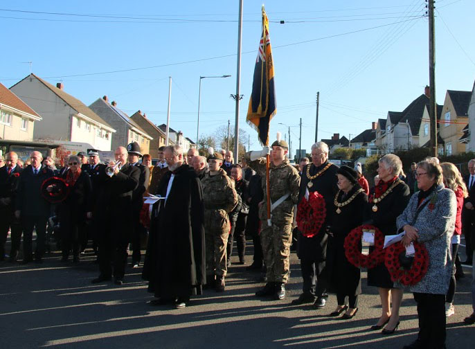 Remembrance Parade 02
