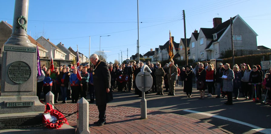 Remembrance Parade 03