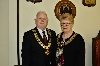 The Mayoress Pam Williams and Mayor Ron Williams