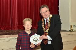 Mayor's Awards Evening May 2016