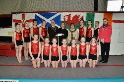 Gorseinon Gymnastics Club in West Street