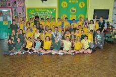 Pontybrenin English Primary Pontybrenin Welsh Primary