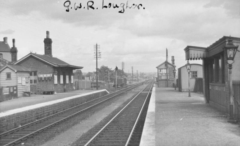 Loughor Railway Station