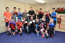 Penyrheol boxing club